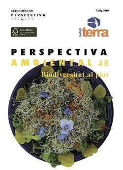 Cover of Biodiversitat al plat